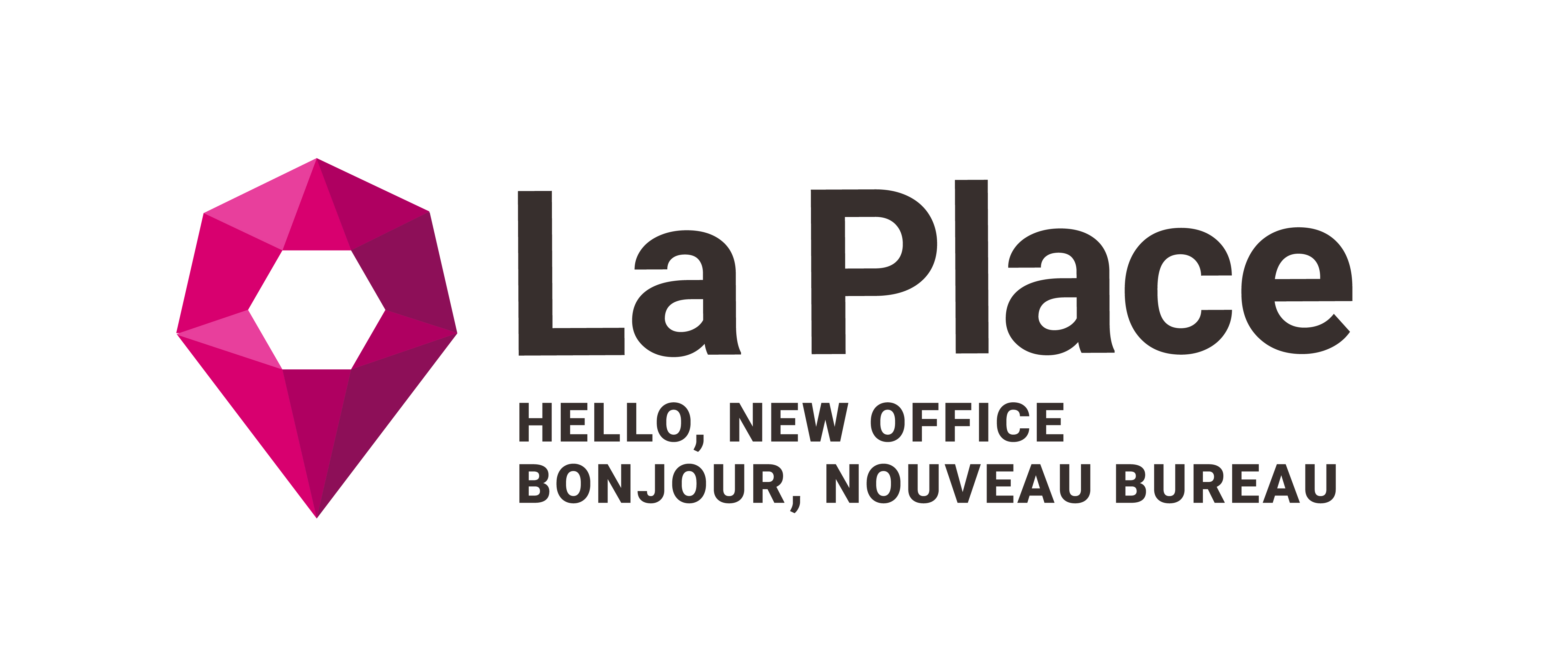 LaPlace logo Tagline copy